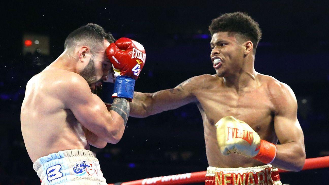 Featherweight Stevenson to fight Manzanilla