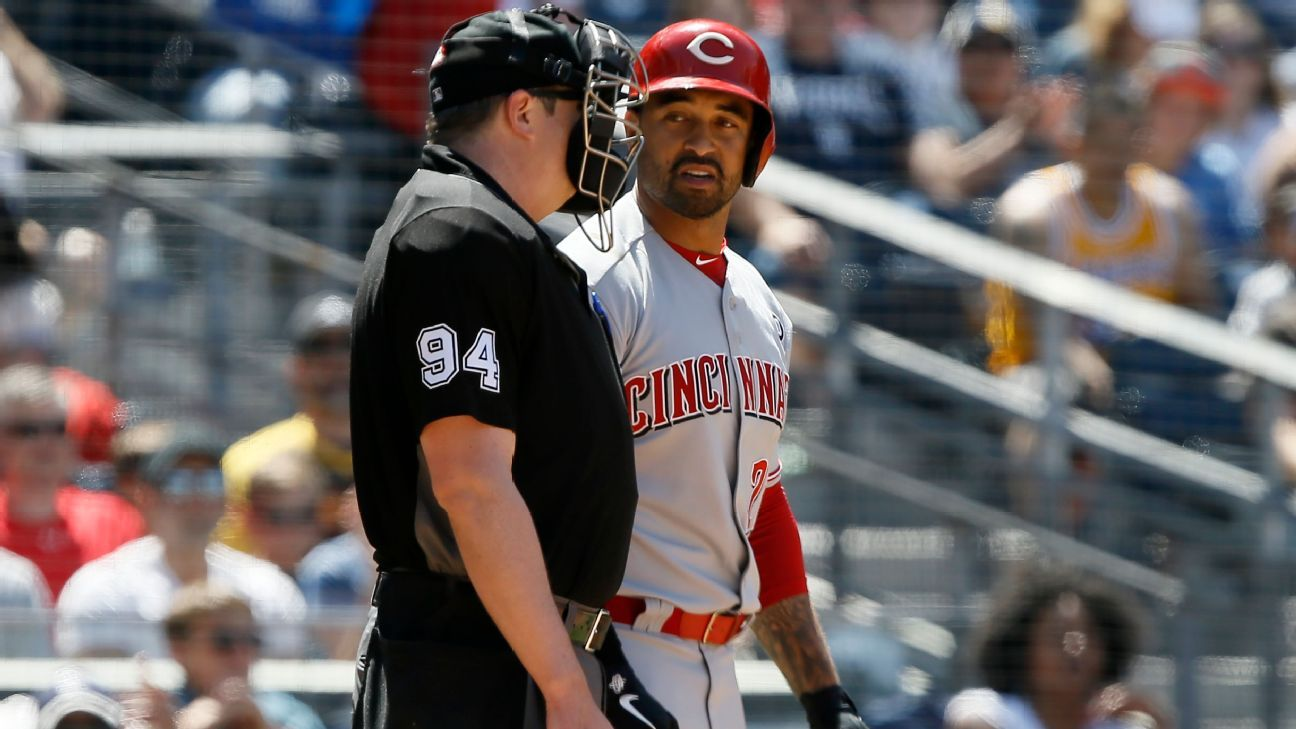 Reds put Kemp on injured list with broken rib