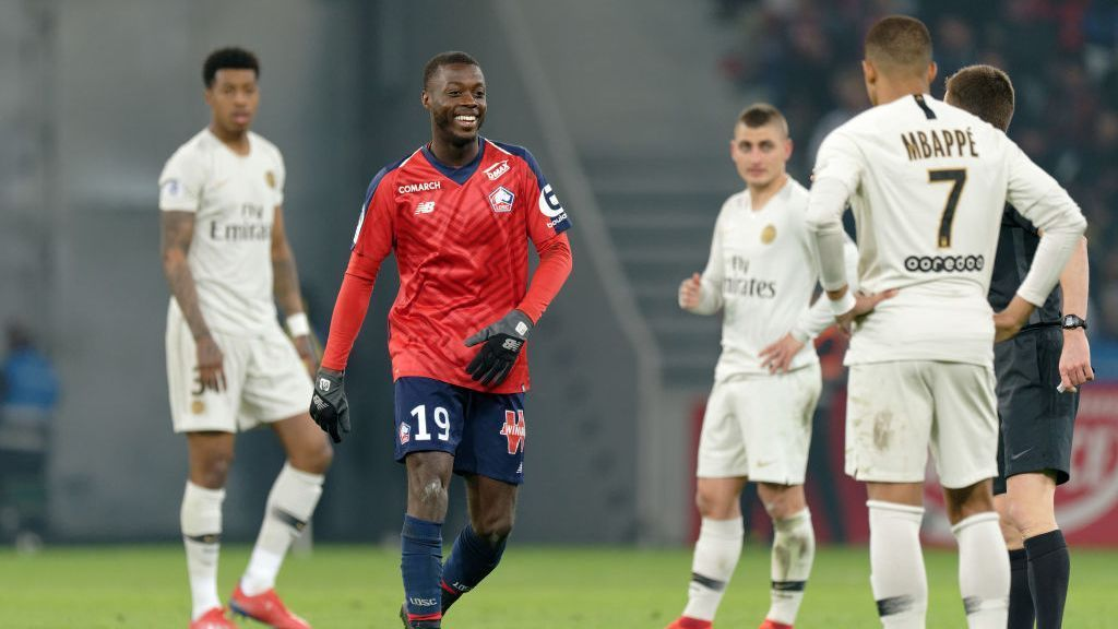 4cb8fd04ba6 Nicolas Pepe is the best in Ligue 1 after Kylian Mbappe. Will ...