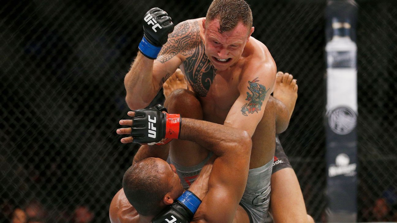 UFC main event breakdown: Hermansson's diverse offense poses challenges to Cannonier