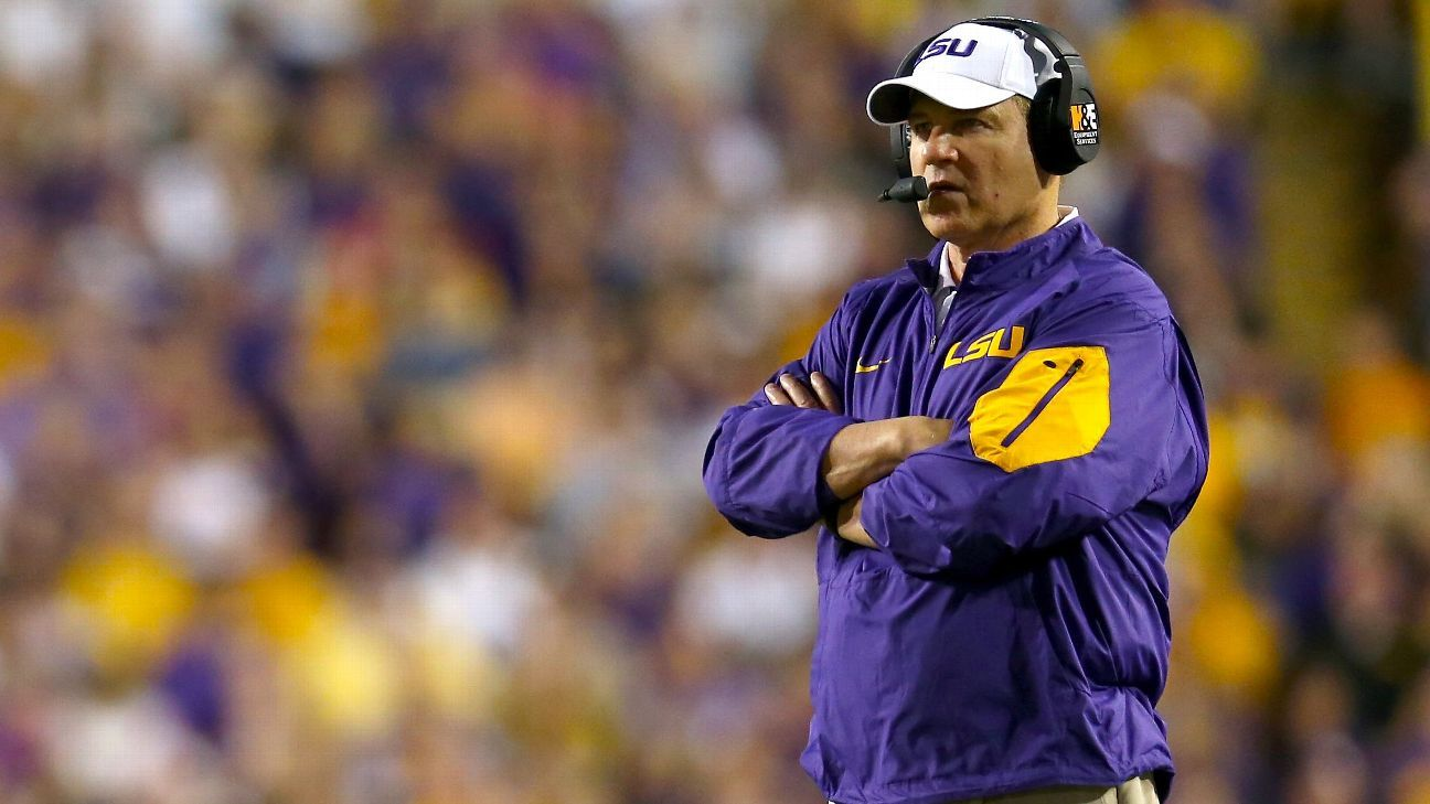 Report: LSU inquiry found Miles misconduct in '13