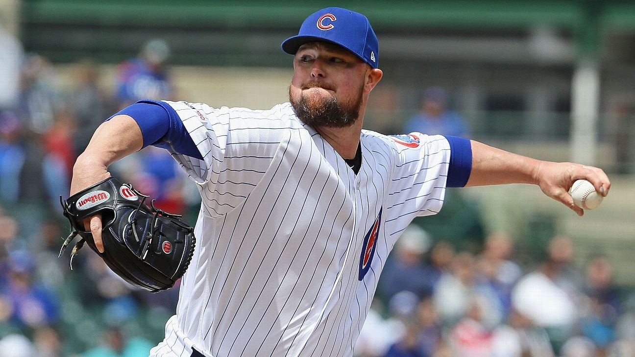 Updated points-league rankings: Lester, Gray among strong trade targets
