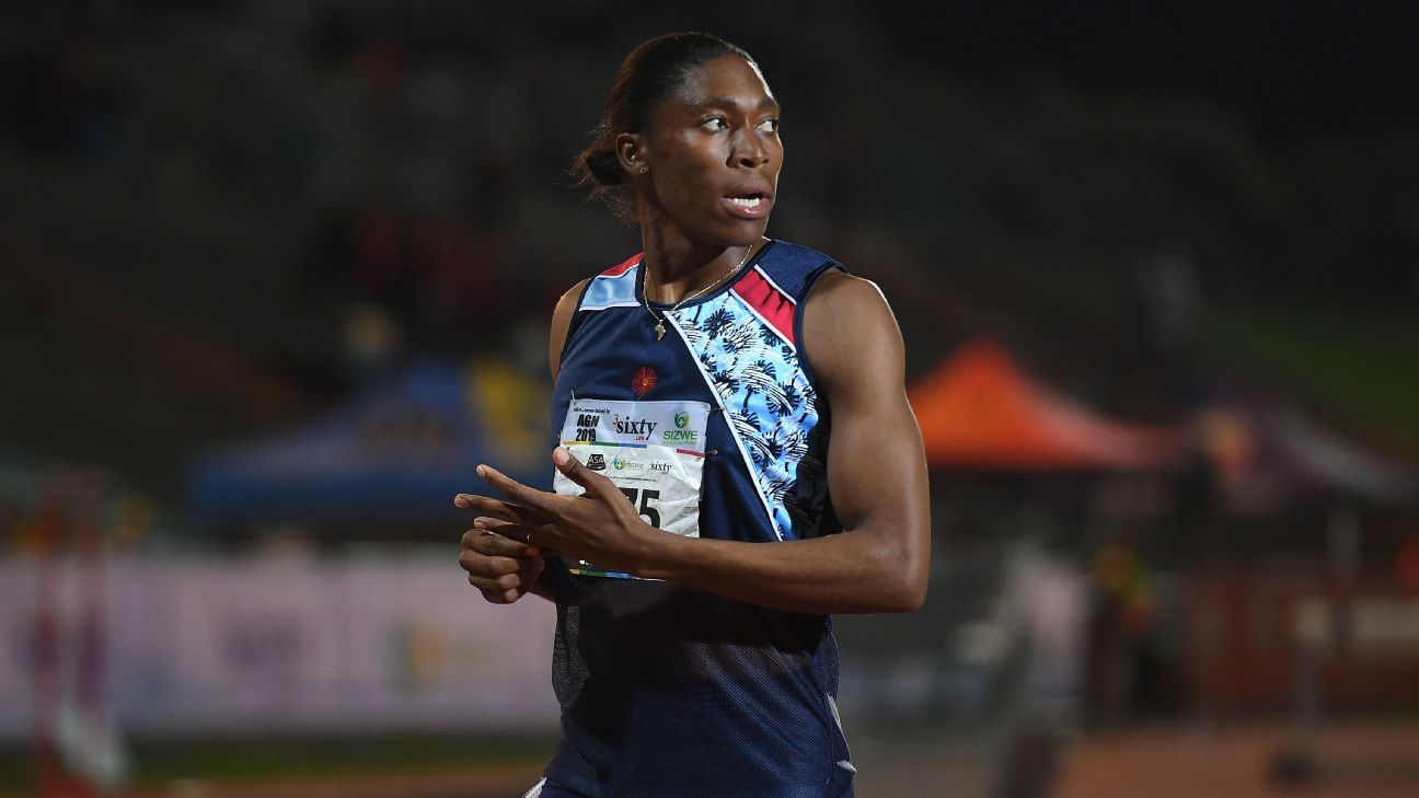 Caster Semenya loses landmark gender case against IAAF rules