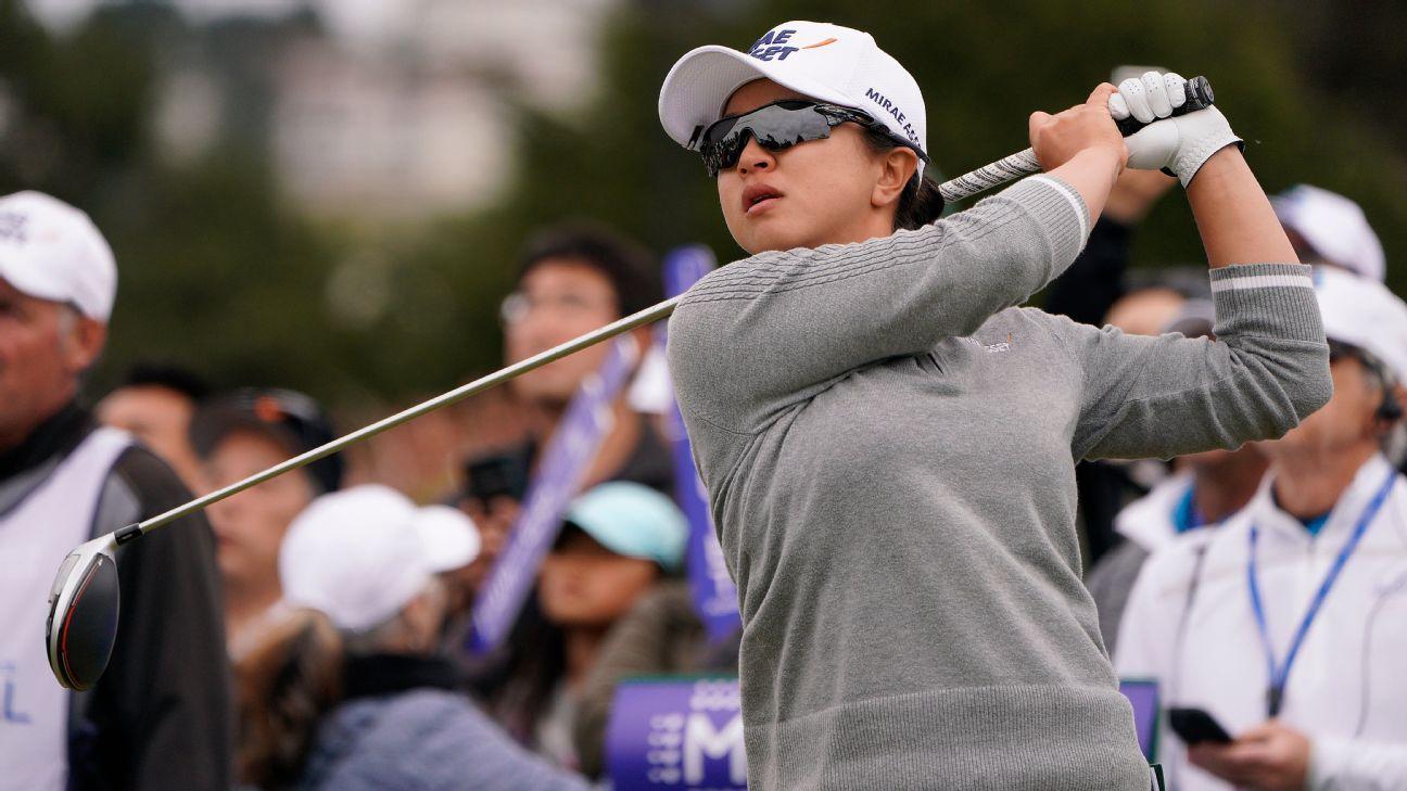 Sei Young Kim wins 3-way playoff at Lake Merced