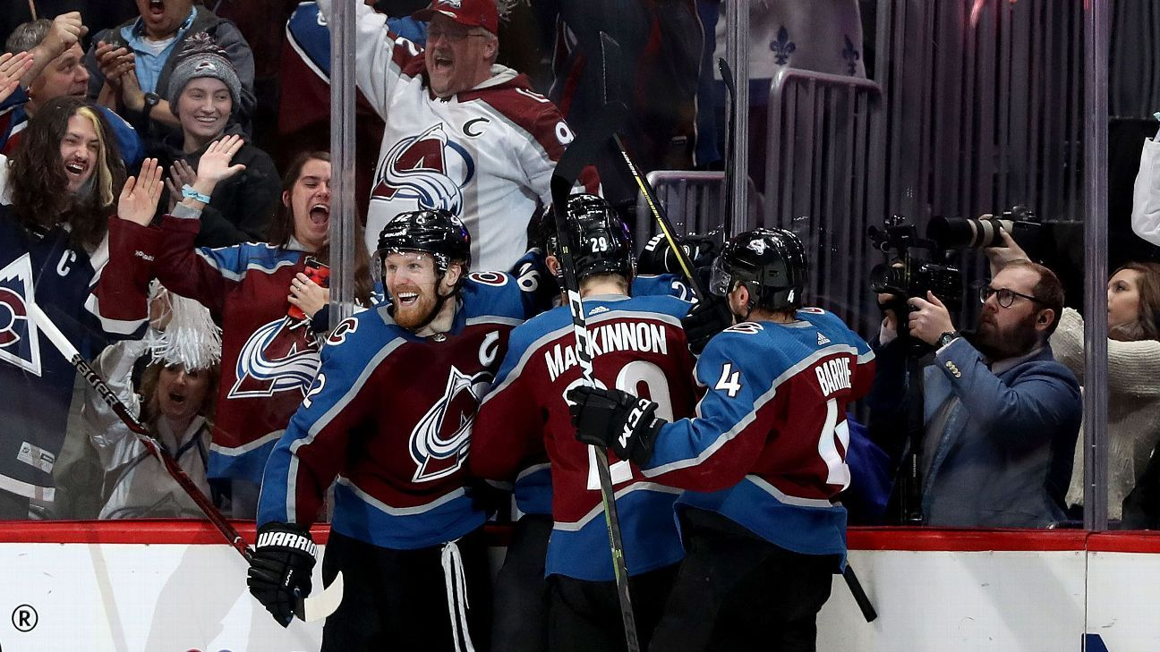 Looking ahead for the Avalanche: How to become the NHL's next superpower