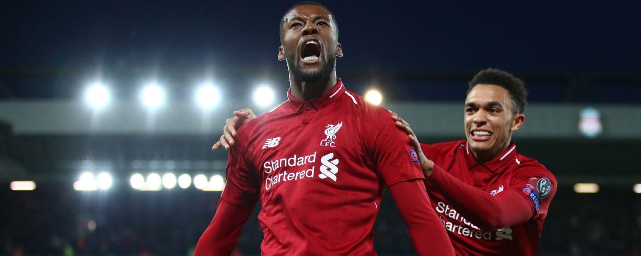Image result for Liverpool hace el milagro y el Barcelona, el ridículo