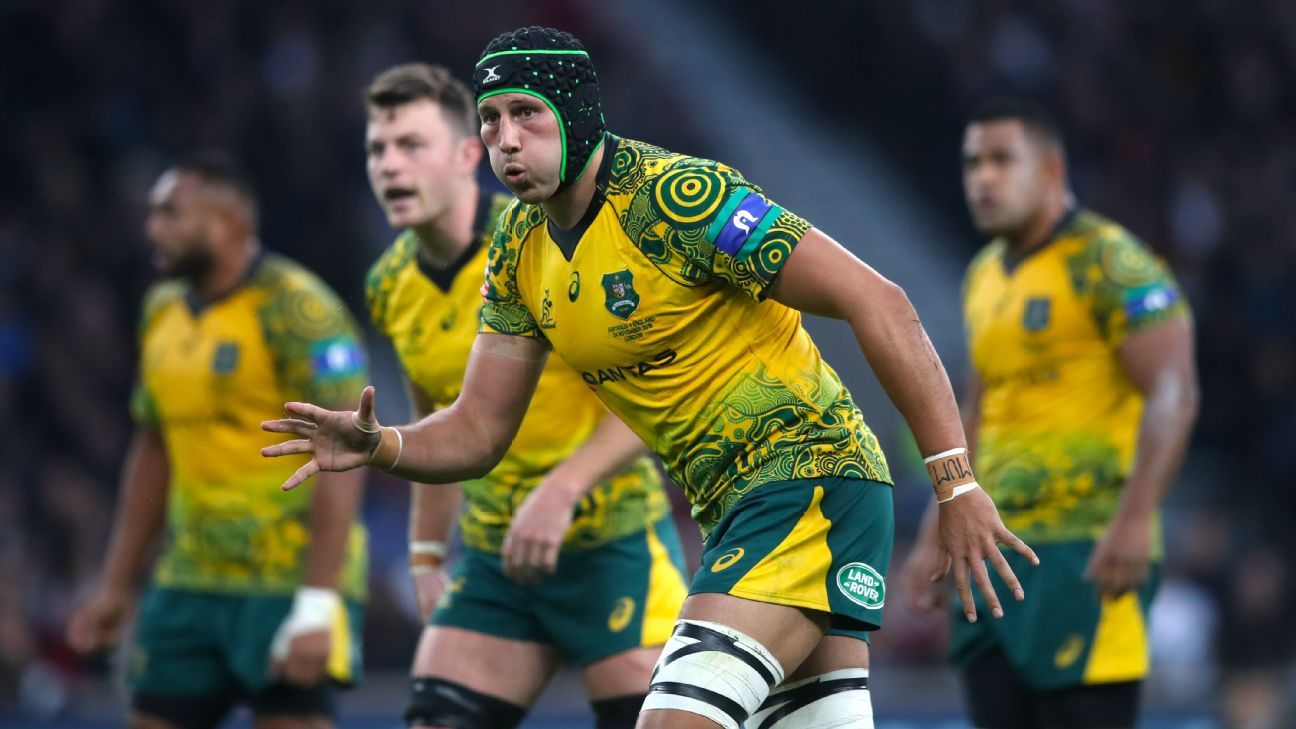 London Irish sign Australia international Adam Coleman