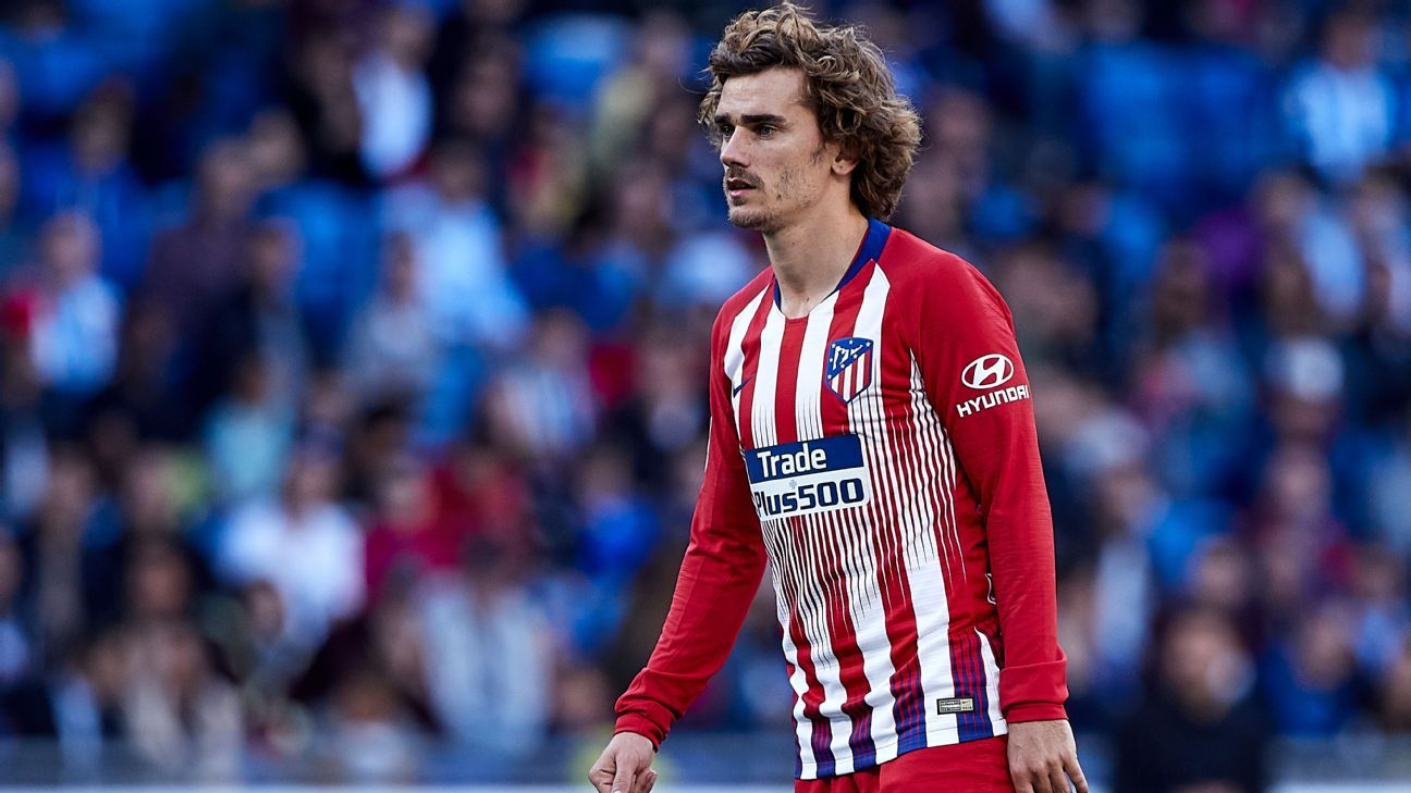 Transfer Talk: Man United prepare £95m bid to hijack Barca's Griezmann deal