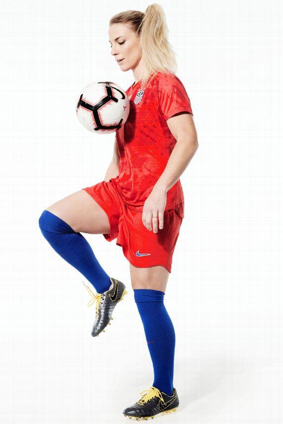 online store c877b f9223 Julie Ertz is the ass kicker of the U.S. women's national team