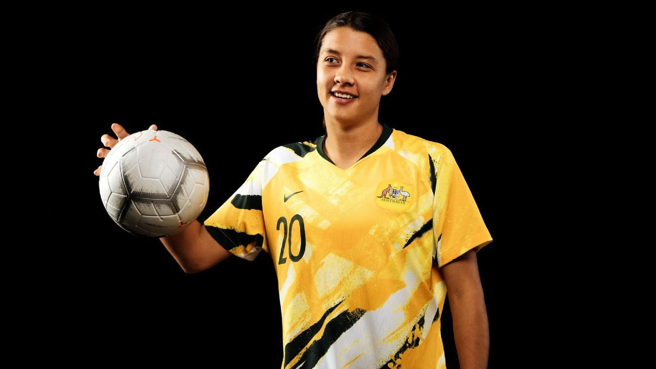 Which Aussie rules football? It's the unstoppable Sam Kerr