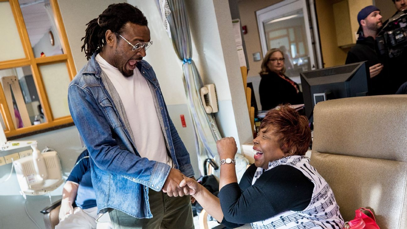 When Brandon Carr thinks of his mom Sunday, he'll remember the commitment she made to her family, but her memory influences him beyond Mother's Day.
