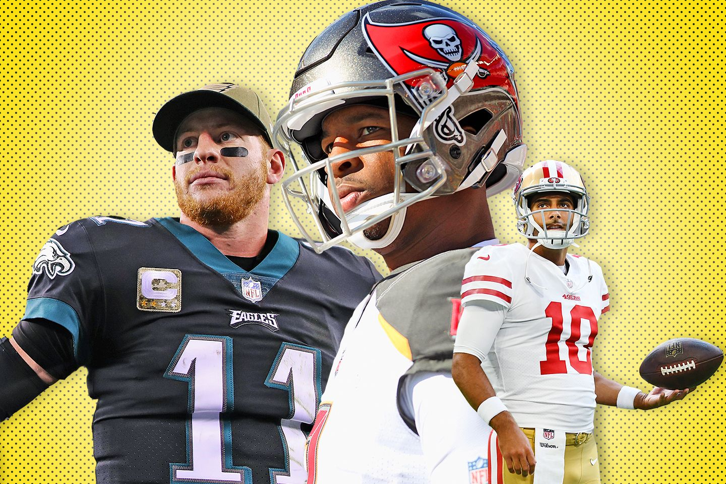 43f9c52e4 Ranking NFL QB commitment - How married all 32 teams are to their starters