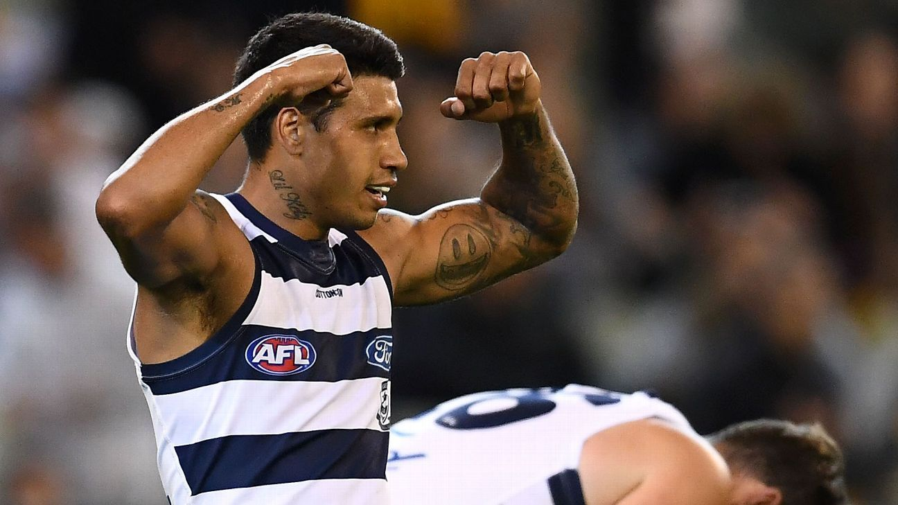 AFL Round Table Just how much is Geelong star Tim Kelly