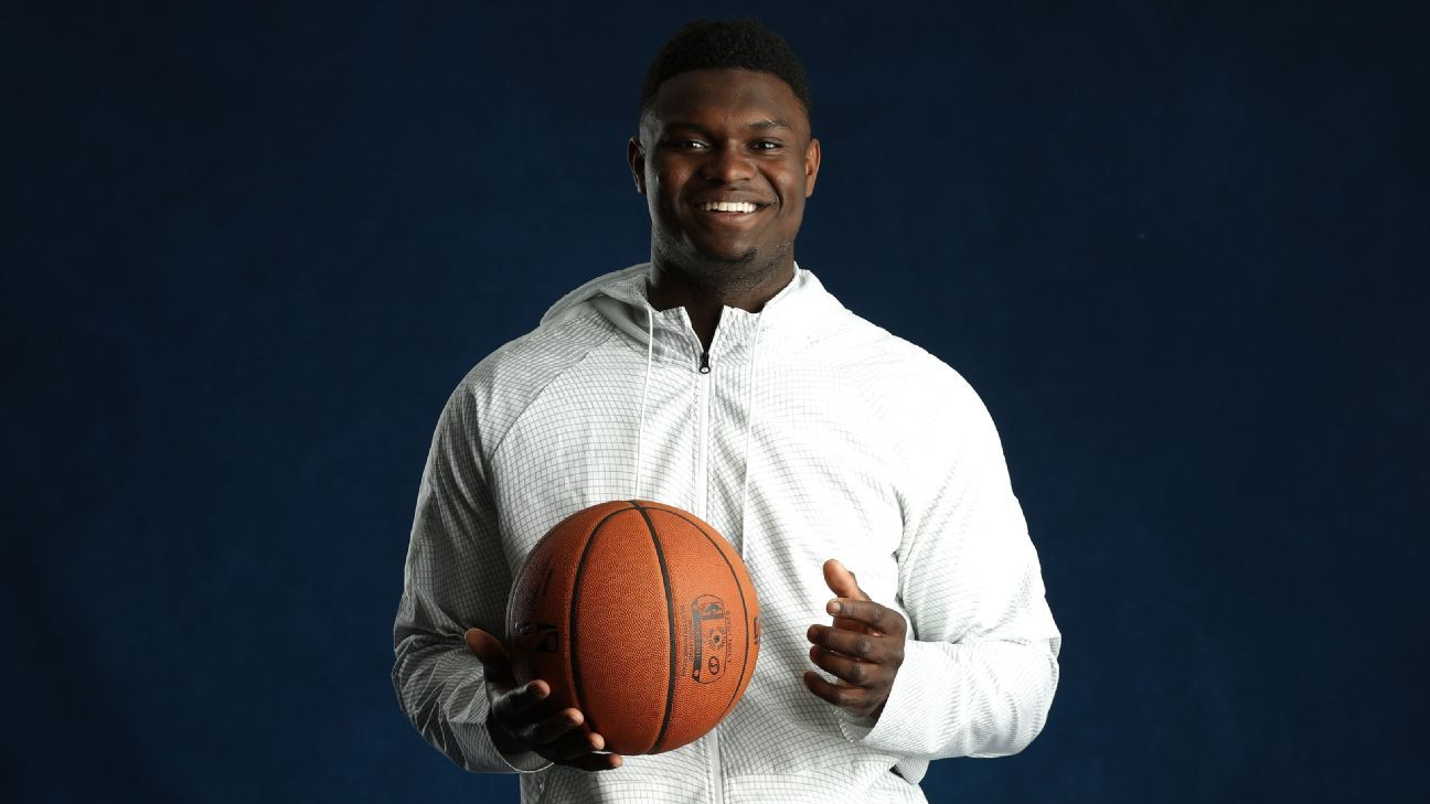 Zion, Giannis early favorites for top '19-20 awards