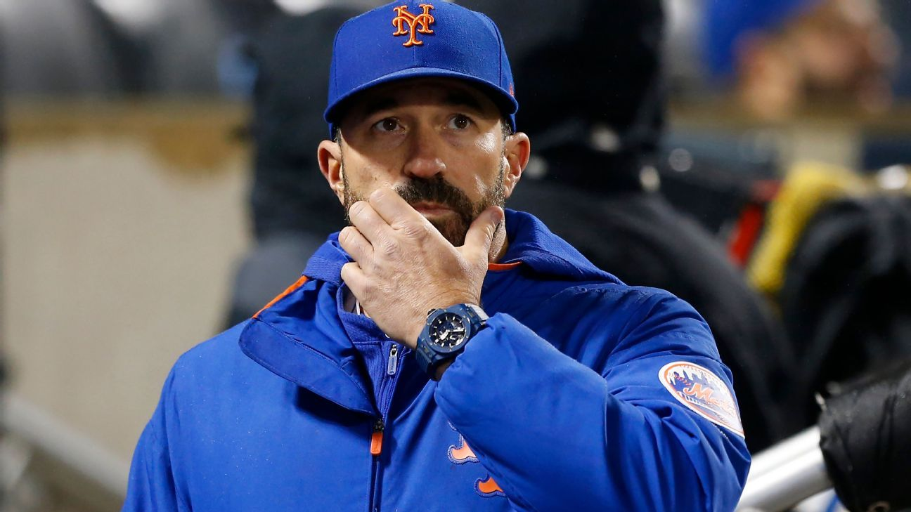 Olney: Time is running out for Mets manager Mickey Callaway