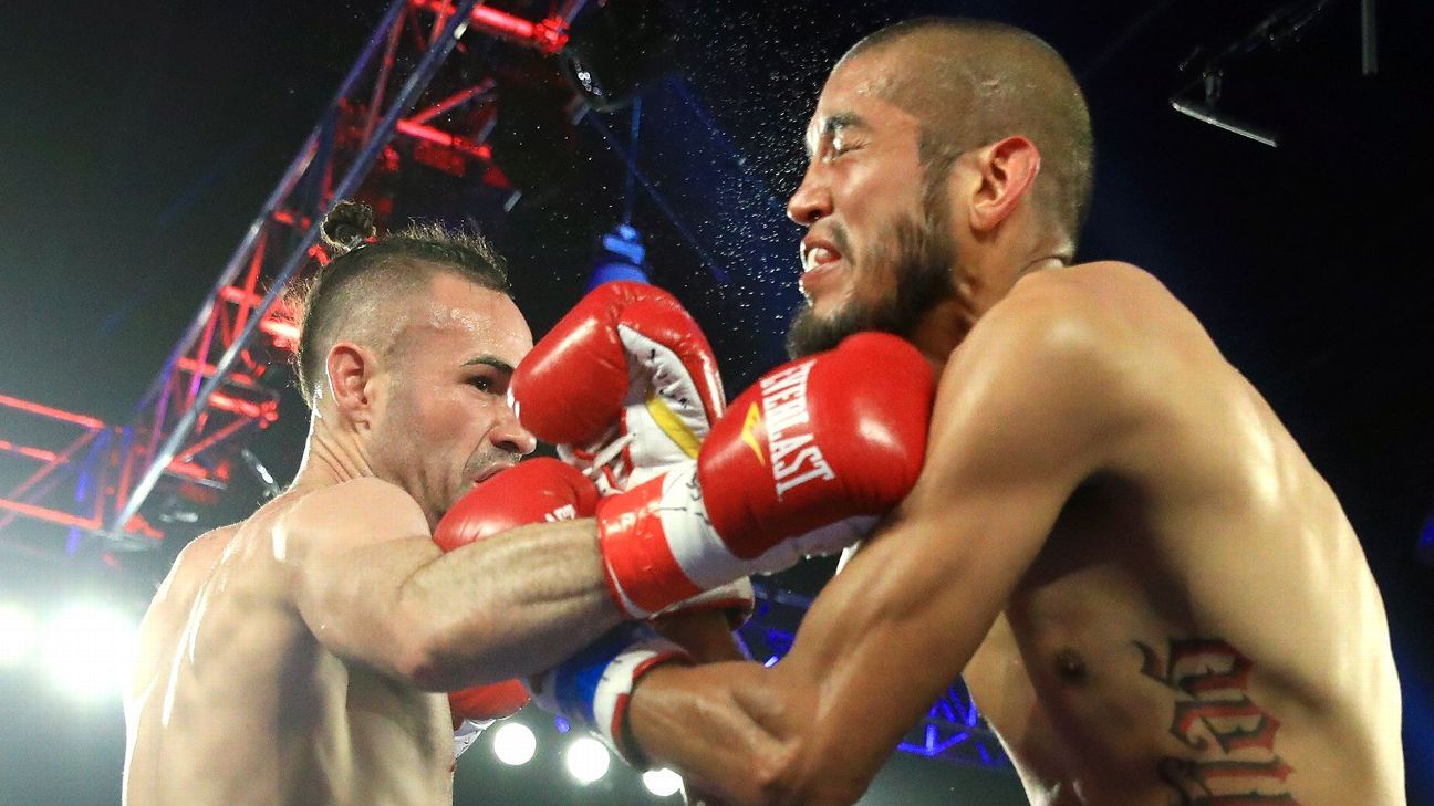 Former lightweight world titleholder Jose Pedraza stopped Antonio Lozada in Round 9 for a TKO victory Saturday night, in the co-main event of a Top Rank on ESPN card in Kissimmee, Florida.