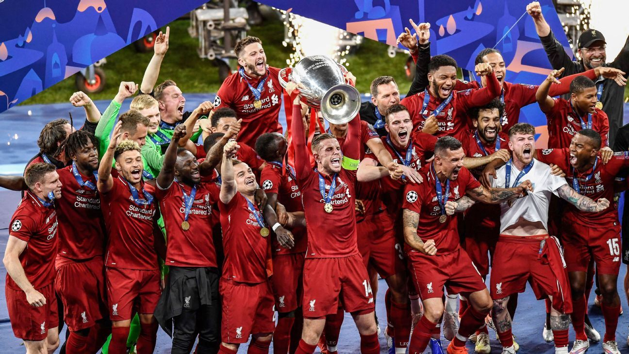 Liverpool's latest European Cup win comes on a journey that