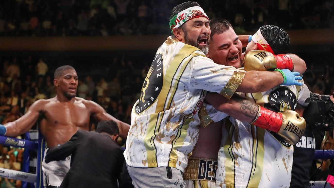 Ranking the best boxing fights for the rest of the year