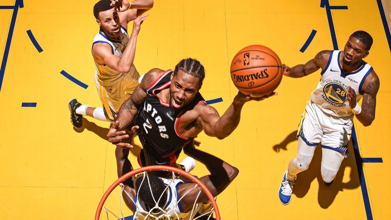 sports shoes e0aaf 15c6d The Warriors can t keep letting the Raptors  shooters get this hot