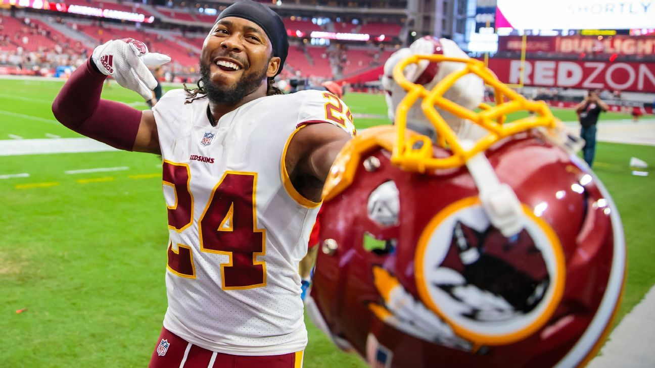 c1ccb584bfe Josh Norman's offseason: Blue Angels, Rio Grande, helping others - NFL  Nation- ESPN
