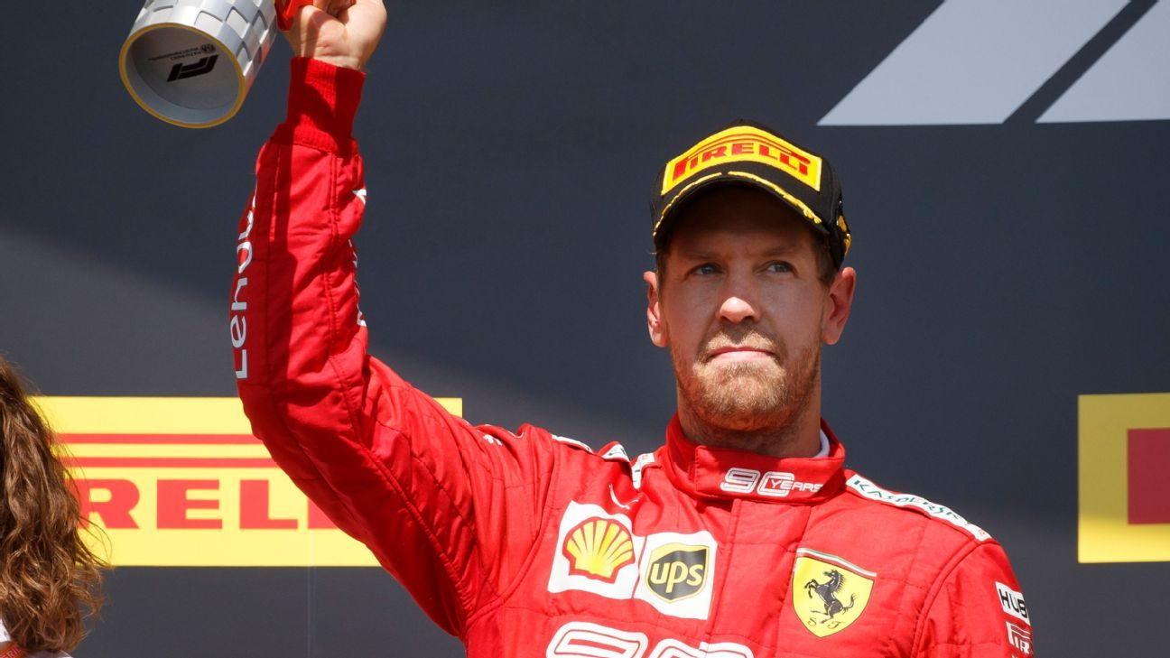 Andretti, Mansell and others baffled by Vettel's Canadian GP penalty