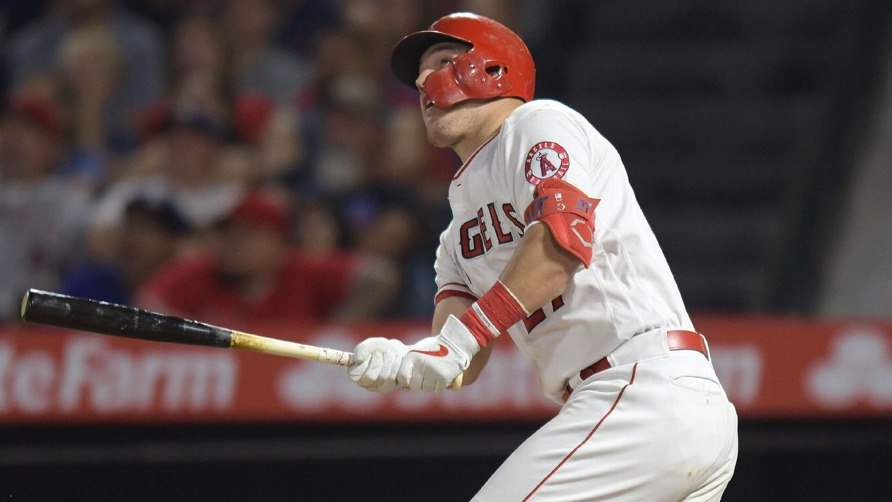 How Trout and Bellinger are bucking the strikeout trend