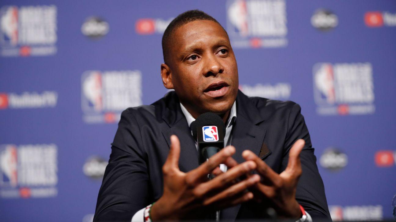 Masai Ujiri gets new deal as vice chairman/president of Toronto Raptors, sources say - ESPN