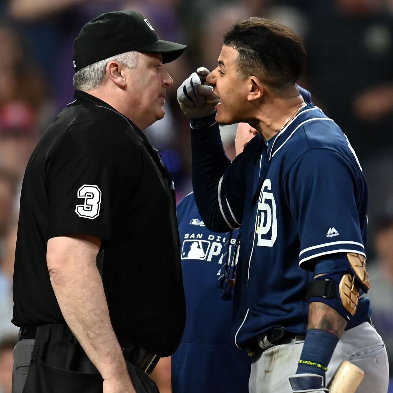 Machado suspended 1 game, fined after ejection