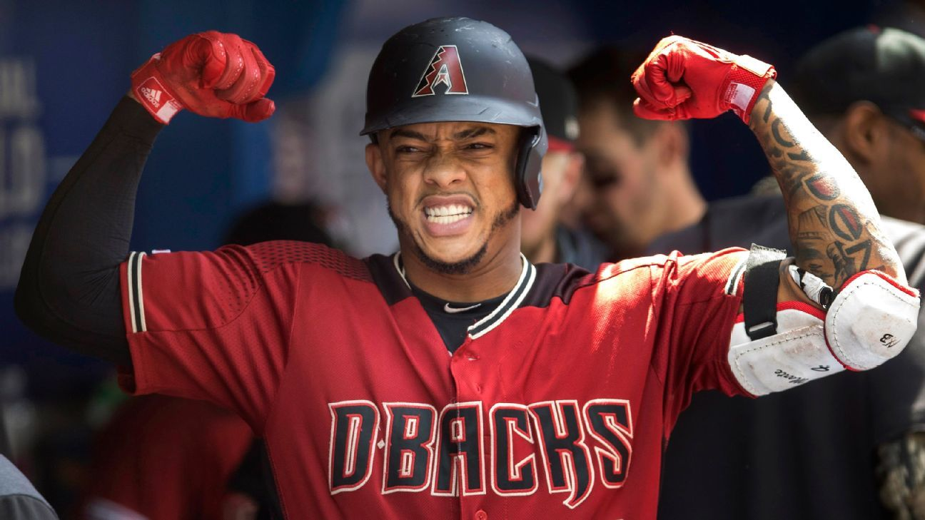 A for average, D-backs set record for being OK