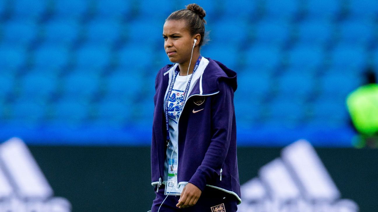 How Nikita Parris' nutmeg move introduced the masses to England's newest star