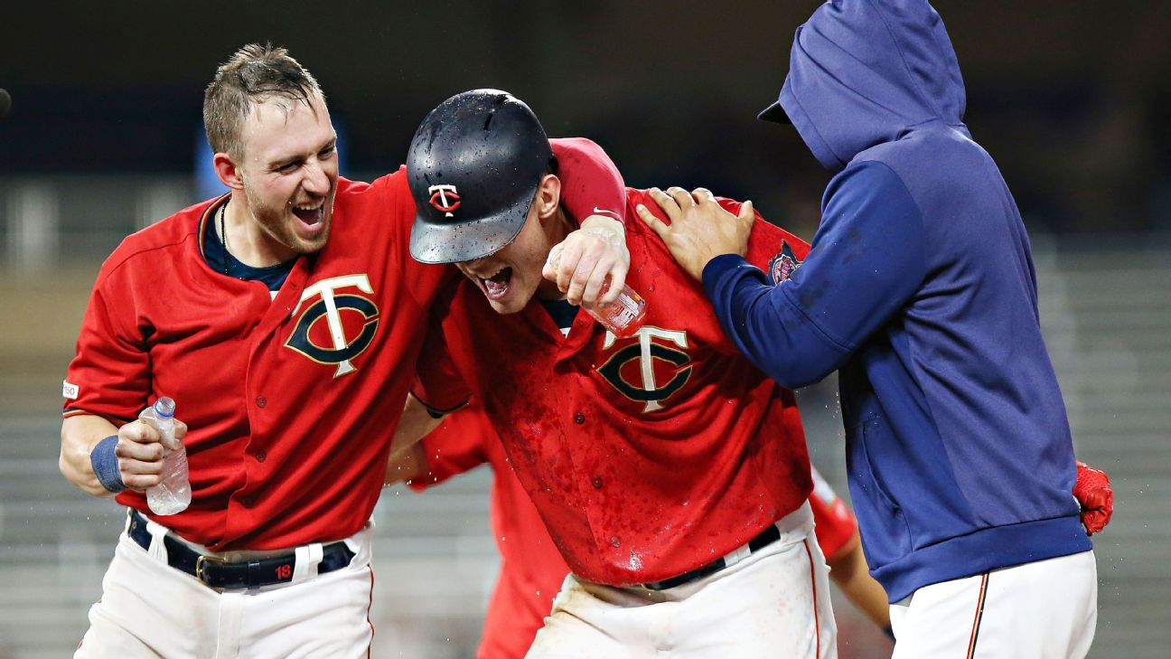 Real or Not? Twins' walk-off win in 17 one of 2019's best games