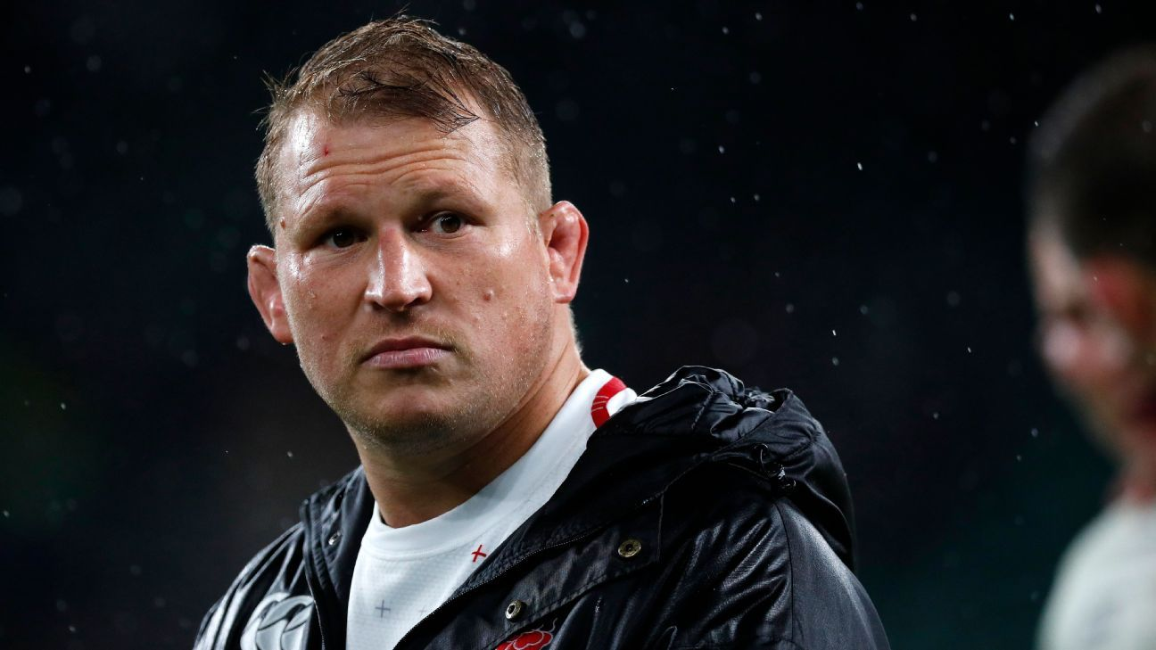 Hartley, Robshaw left out England World Cup training squad