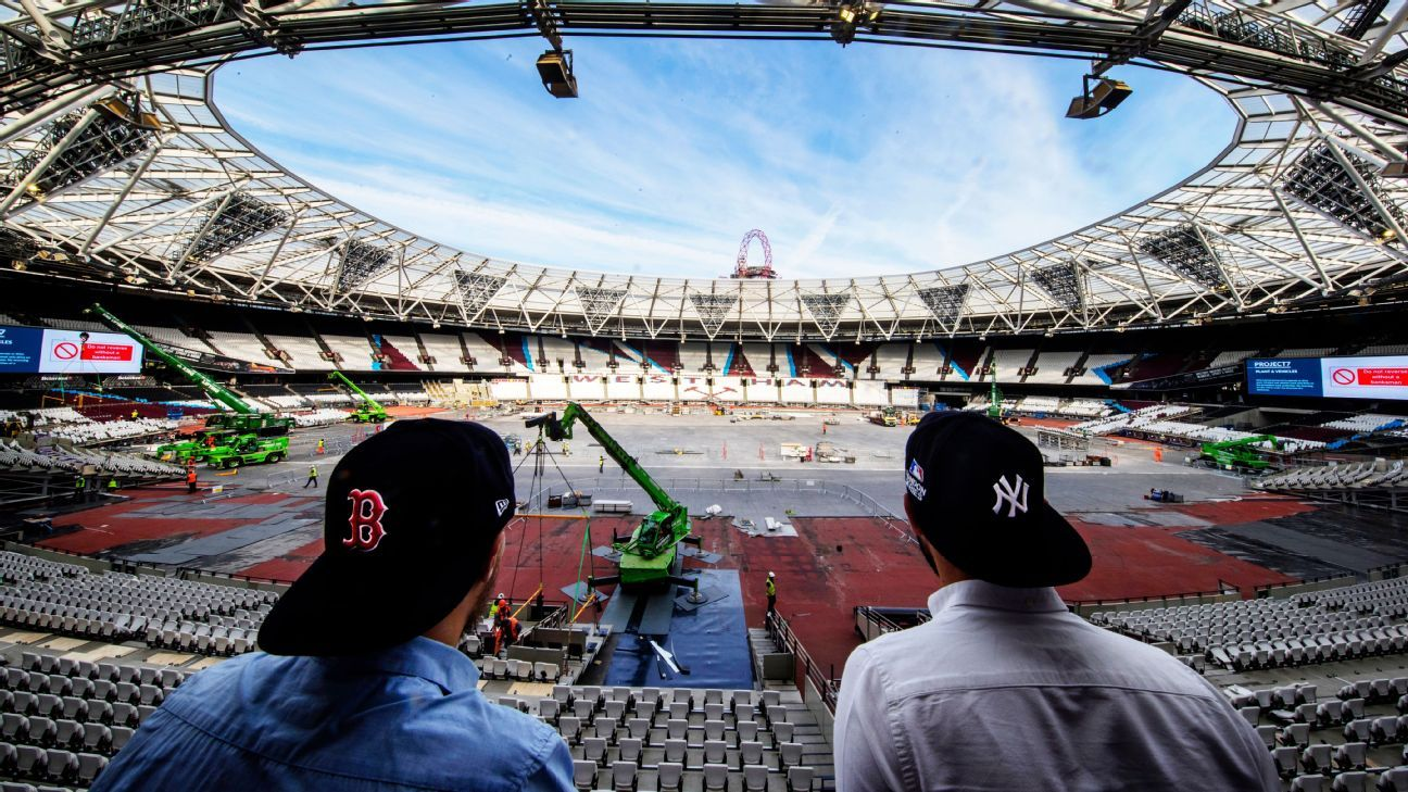 What You Need To Know About London Stadium Before The Series