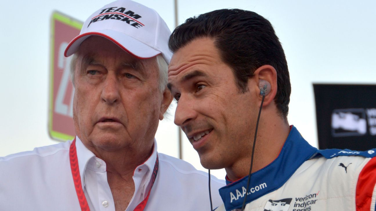 Castroneves hopeful of another Indy 500 shot