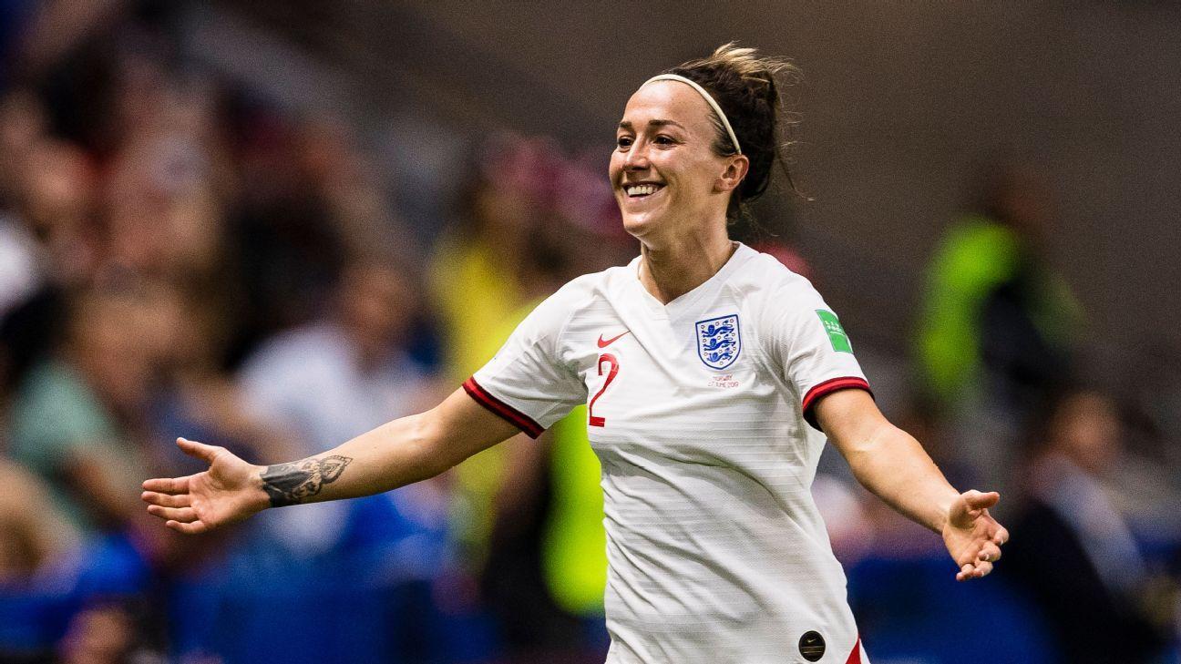 England's Bronze wins top UEFA women's award