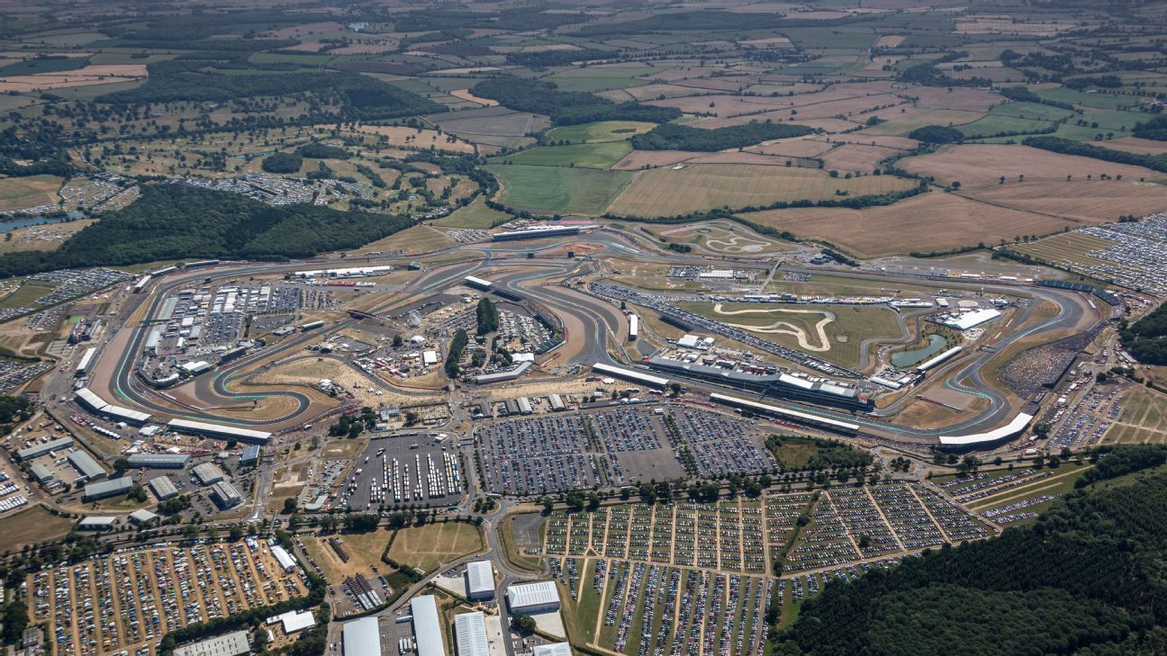 Silverstone secures British Grand Prix for next five years