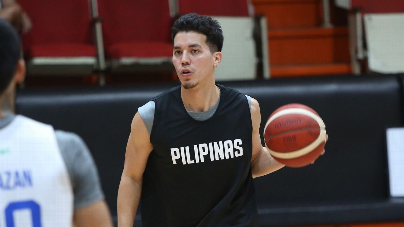 Matthew Wright open to another Gilas call-up