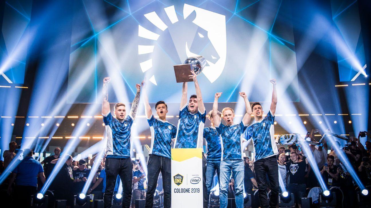 Intel Grand Slam the latest achievement in Team Liquid's banner year