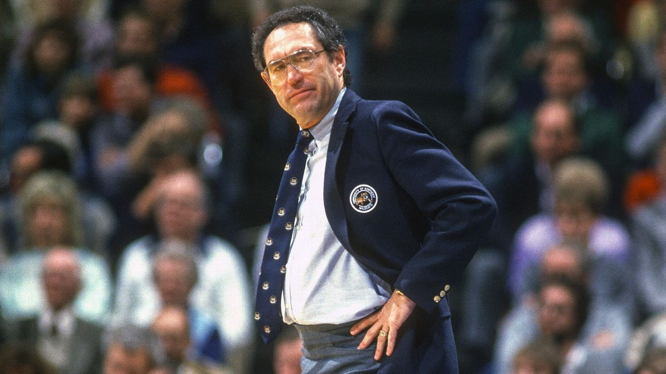 Source -- Former Oklahoma State coach Eddie Sutton voted into Hall of Fame