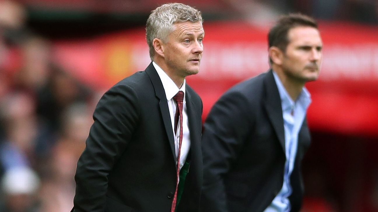 Solskjaer and Man United enjoy another good start, but Lampard's
