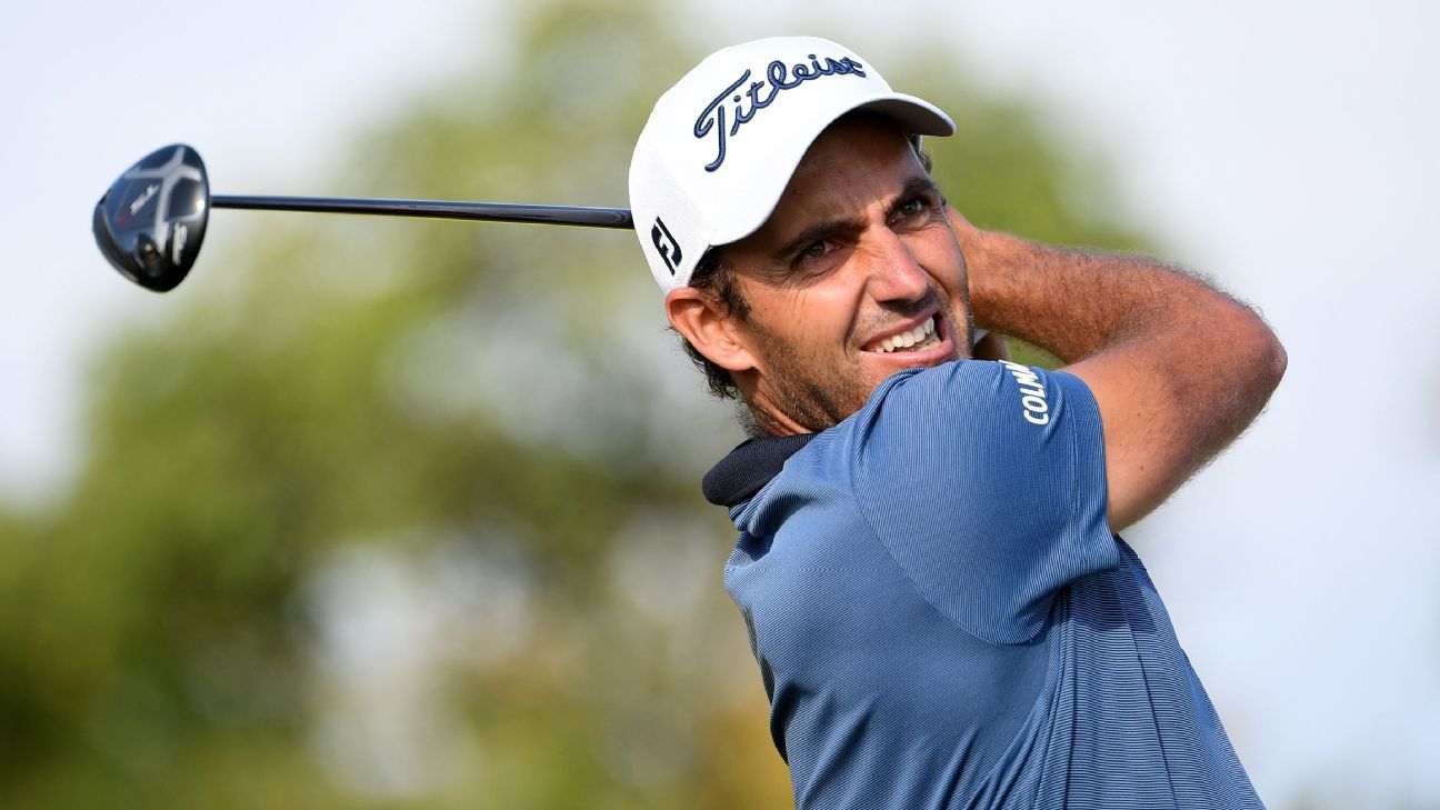 Molinari surges into Czech Masters lead with 66