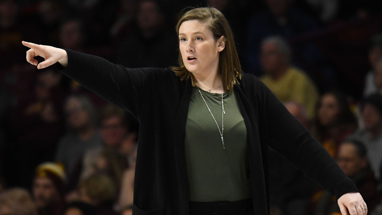 Lindsay Whalen ready to instill her own vision for Minnesota Gophers
