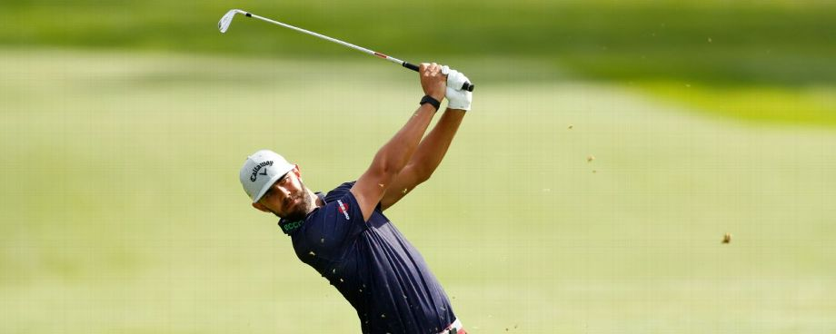Van Rooyen close to Scandinavian Invitation win