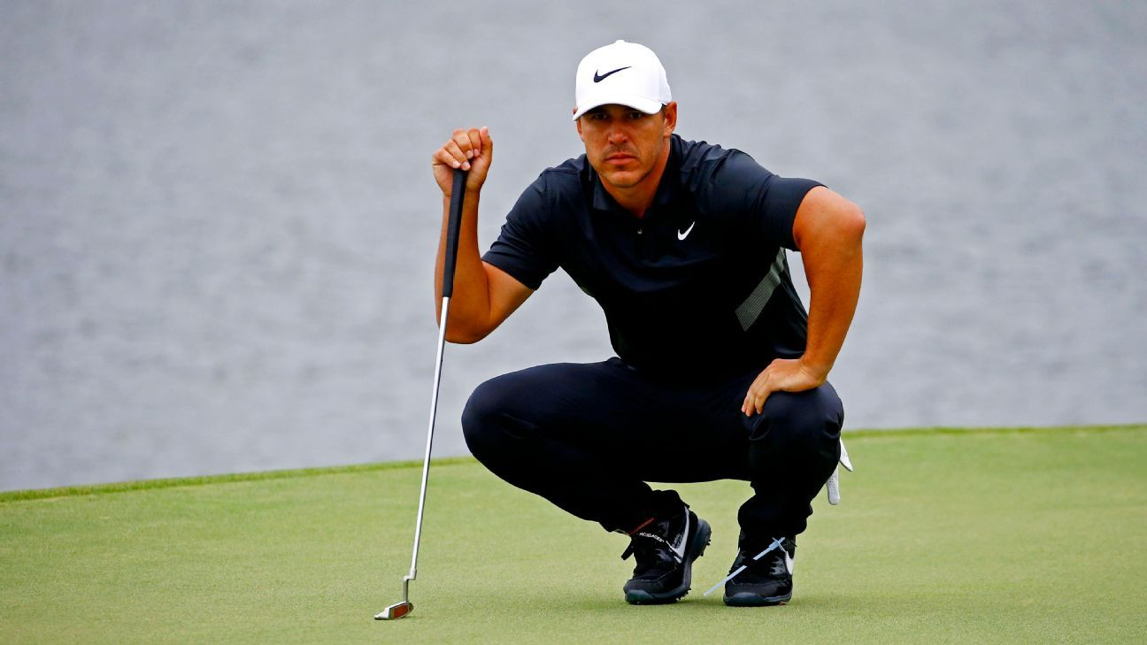 Koepka out of Presidents Cup due to knee injury