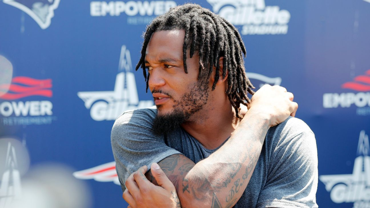 Retired ex-New England Patriots safety Patrick Chung charged with assault and battery of family member