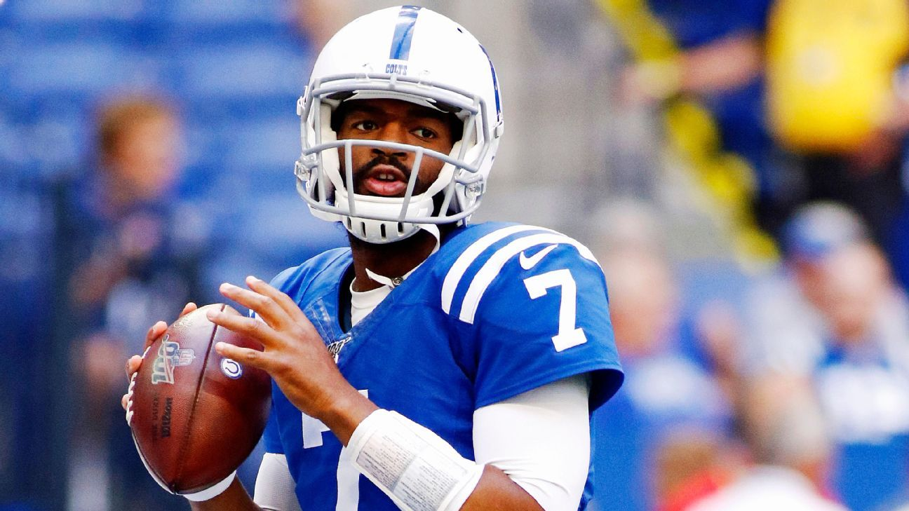 Indianapolis Colts 2019 season preview - Jacoby Brissett takes reins - ESPN