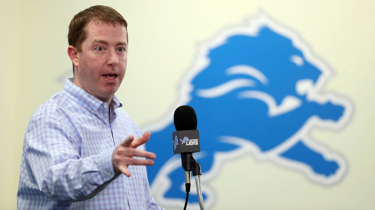 Evaluating the Lions: A quarter of football with GM Bob Quinn