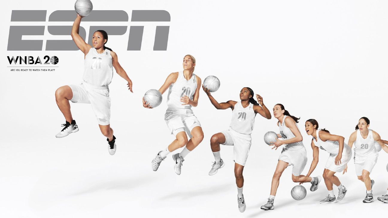 ESPN The Magazine: From Next to now