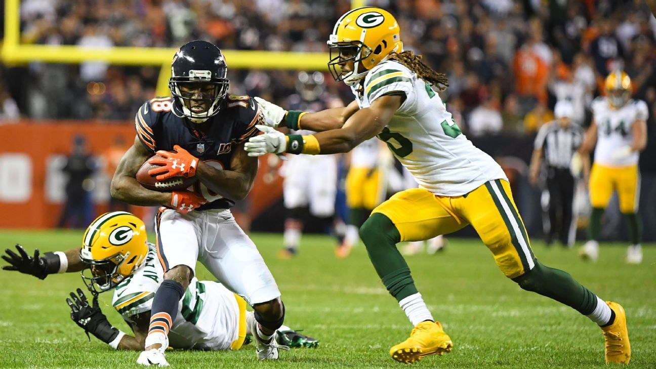 Packers' Williams says he wasn't ripping Trubisky