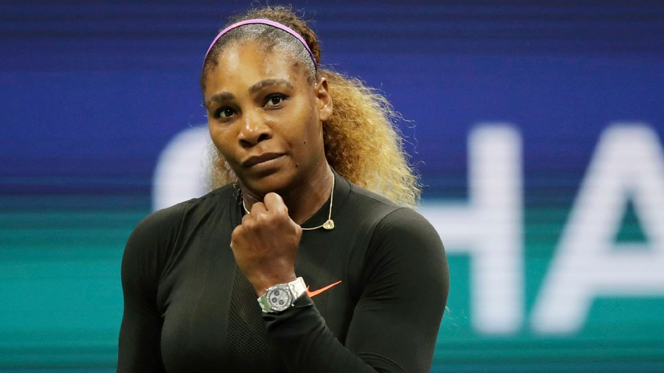 Coach: 'Time is working' for fitter, faster Serena